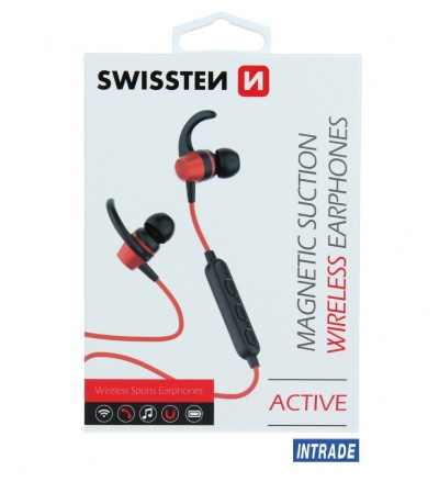 BLUETOOTH SLUŠALKE SWISSTEN ACTIVE